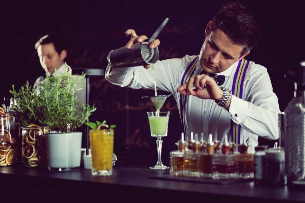 Wir machen die Gin-Probe - München-Innenstadt