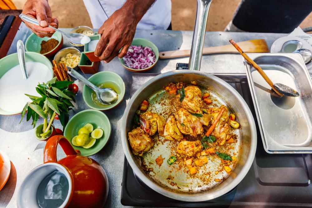Curry, Masala und Co.