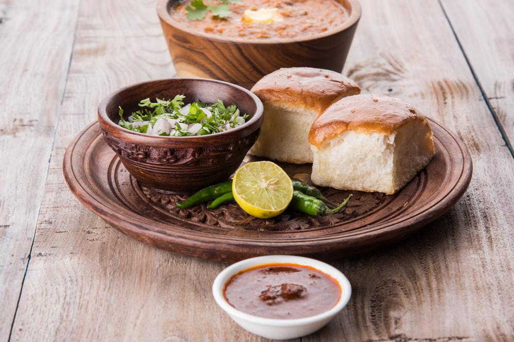 Vegetarisch, indisch, lecker