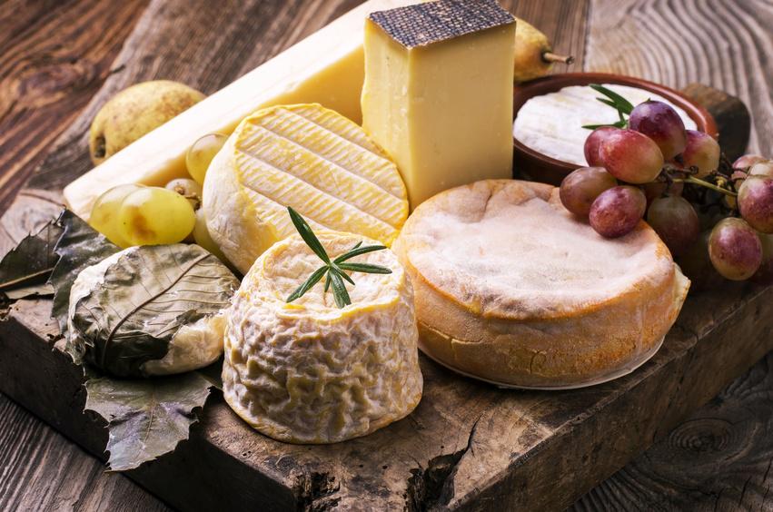 Sag mal cheese!