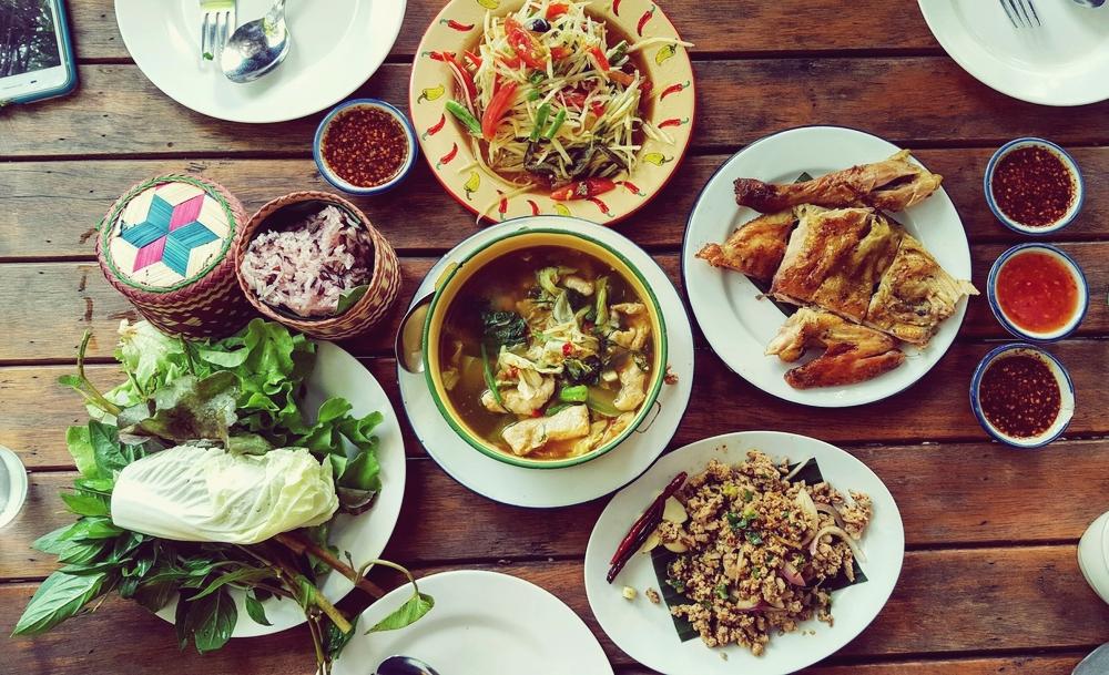 Asiatische Kochkurse