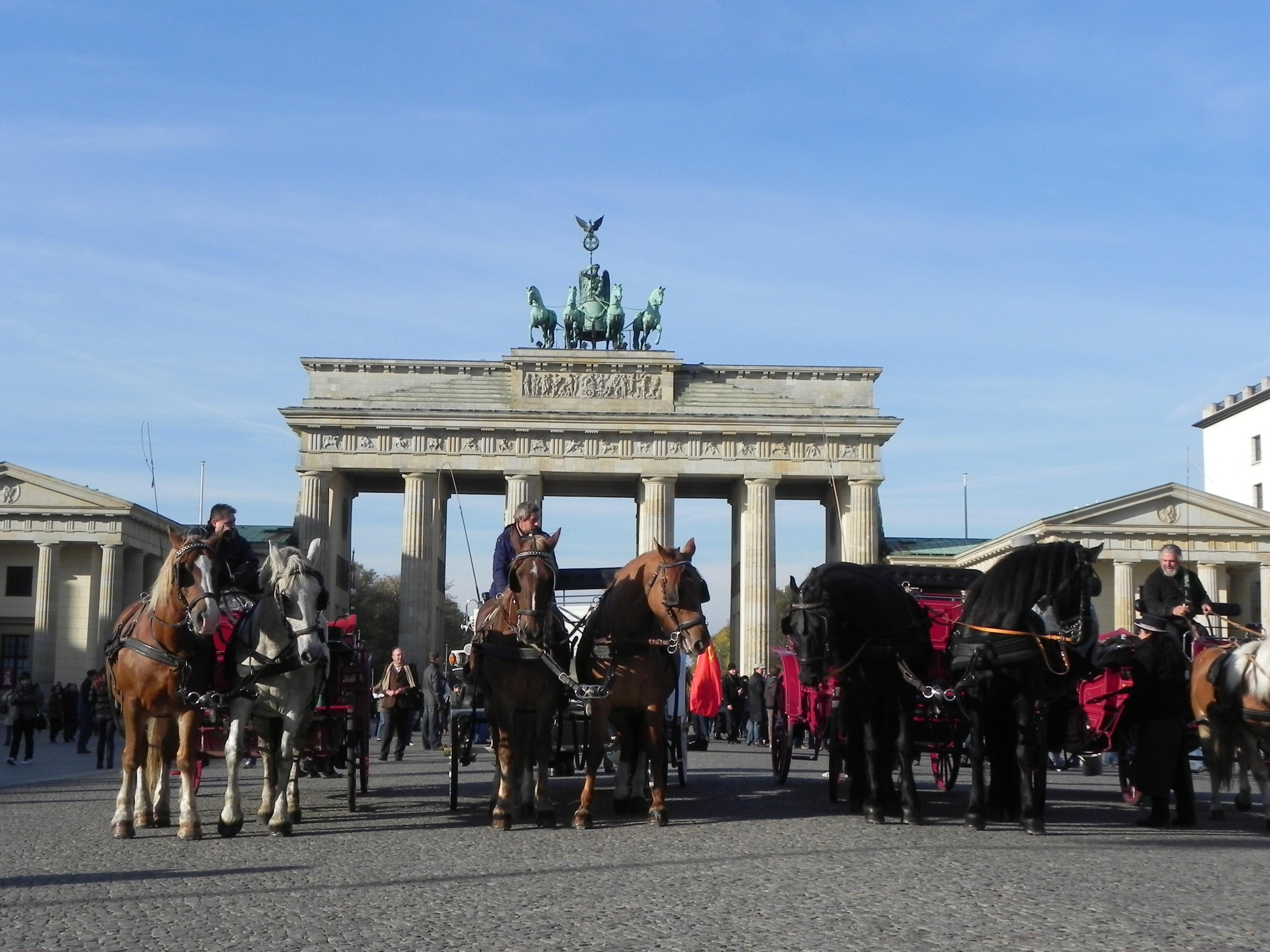 Berlin entdecken mit Genuss