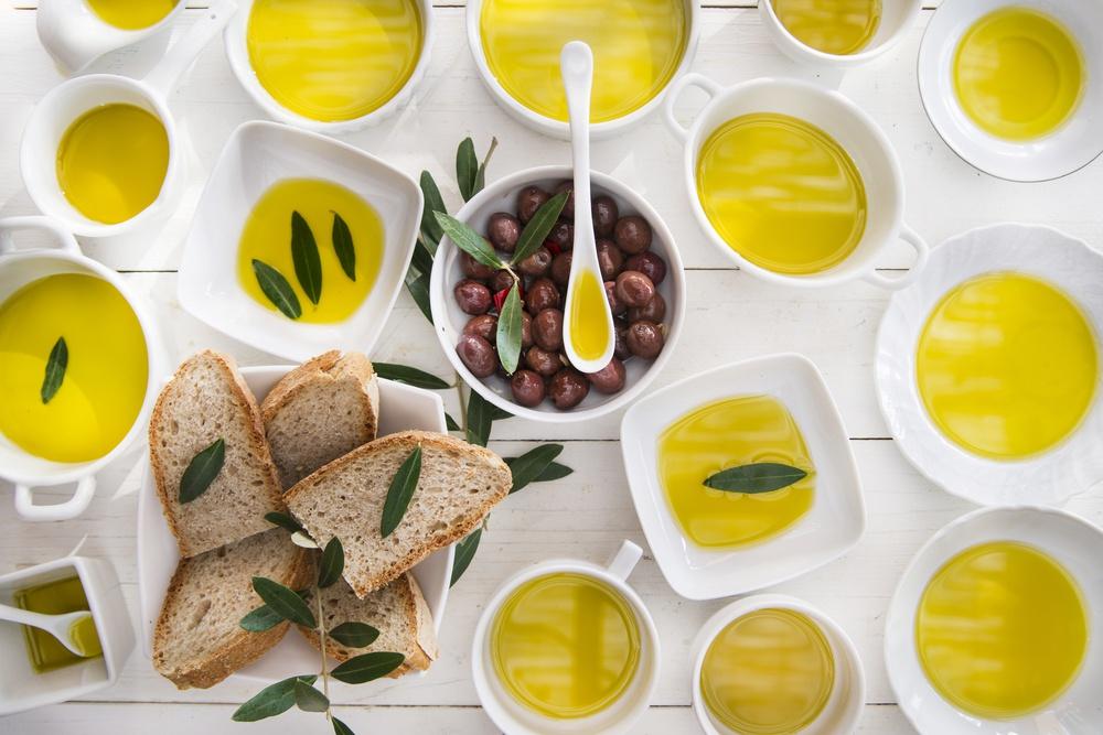 Purer Genuss mit Olivenöl