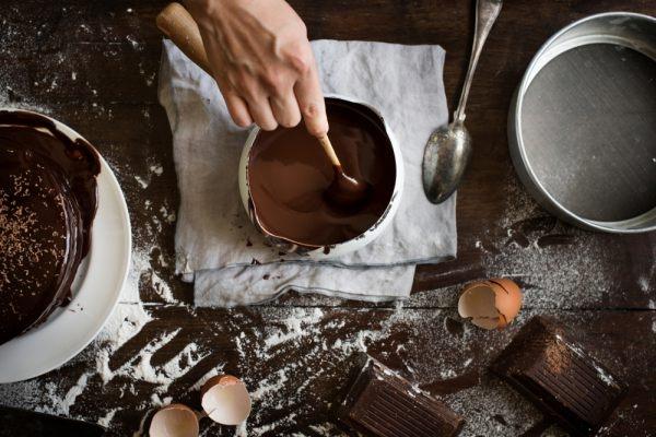 Glücklichmacher Schokolade