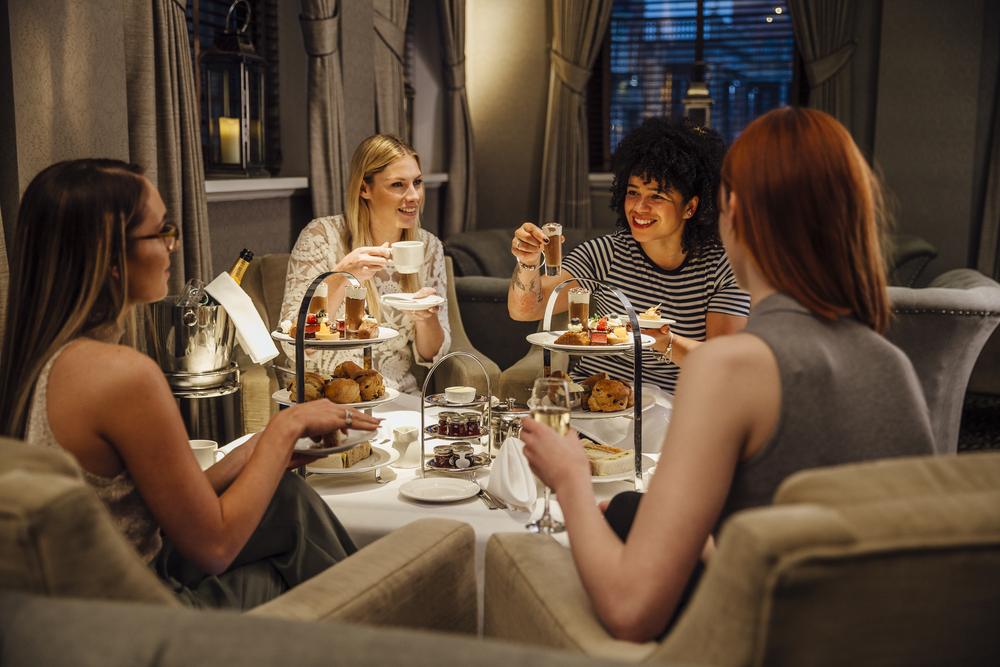 It´s Teatime in Stuttgart