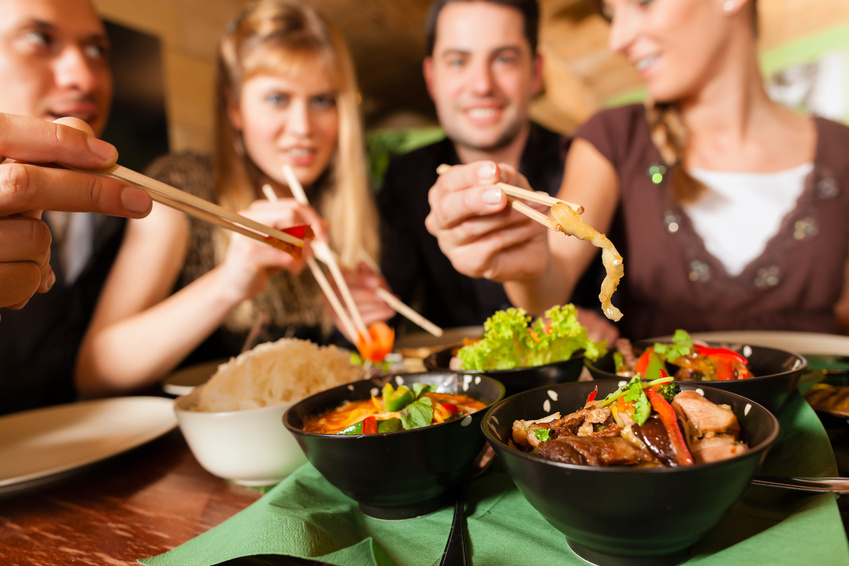 Thai-Grillkurs mit Wumms