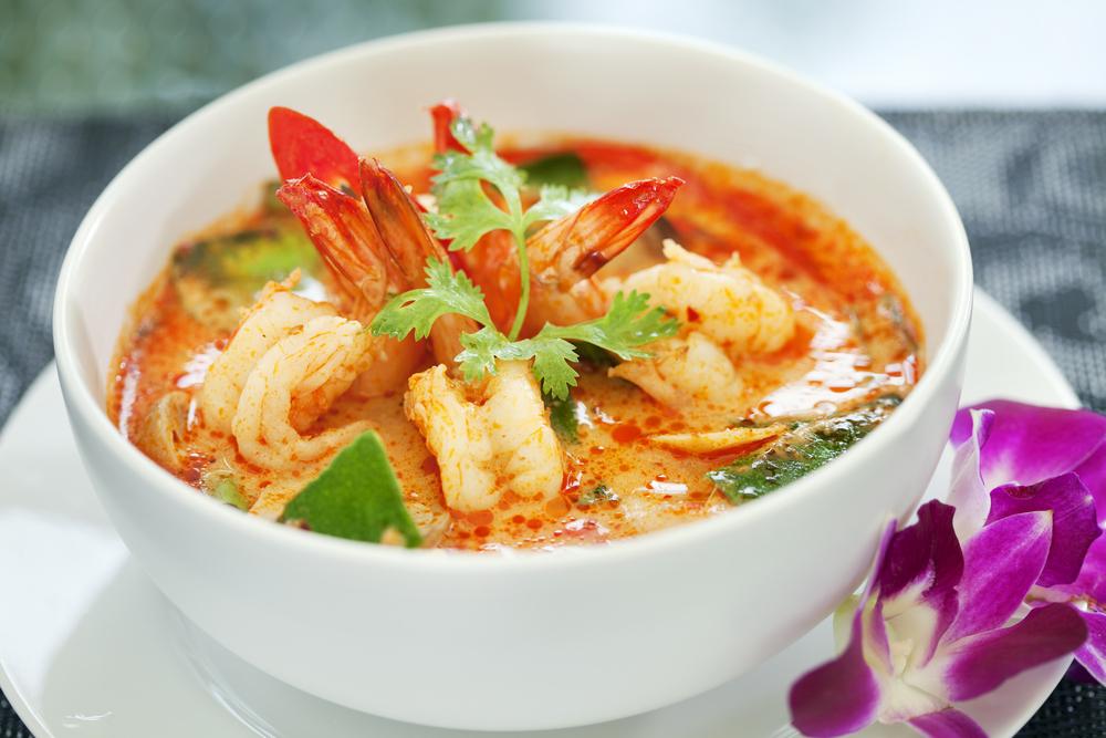 Köstliche Thai-Küche