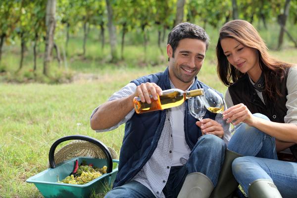 Wein für Zwei - Rohrbach