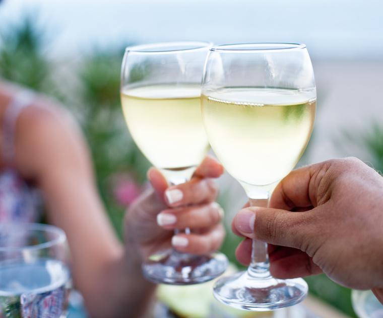 Wir lieben Weißwein!