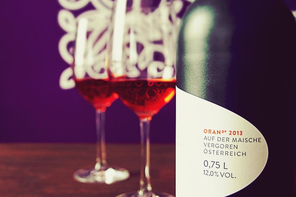 Geschmackstrend: Orange Wine