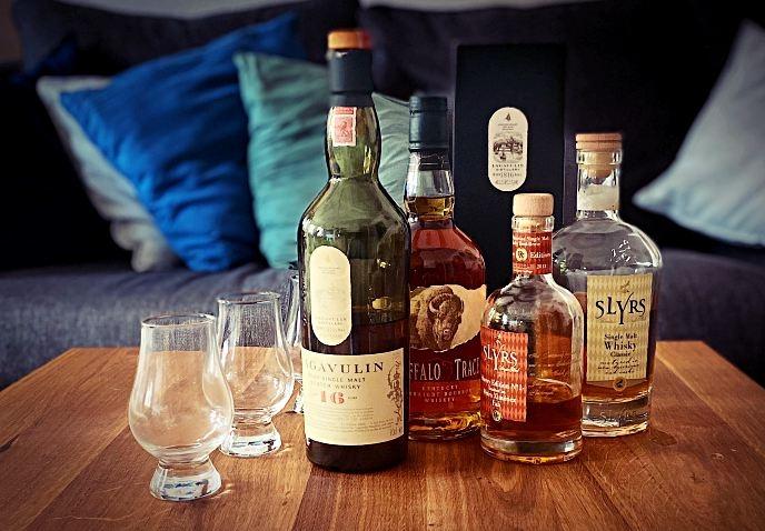 Whisky-Tasting@Home - Ganz Deutschland