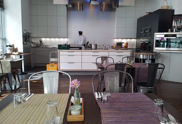 Die Miomente Kochschule in Hamburg - Mitte