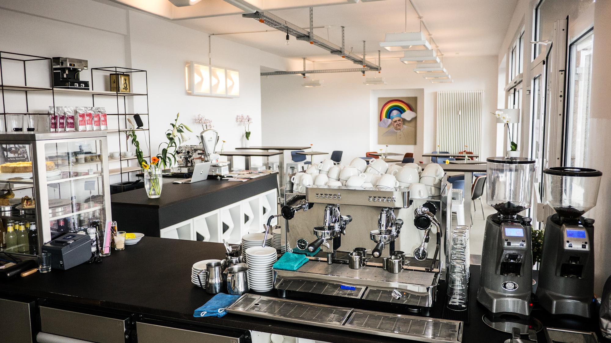 intensiv barista kurs in d sseldorf f r ge bte kaffee k nner. Black Bedroom Furniture Sets. Home Design Ideas
