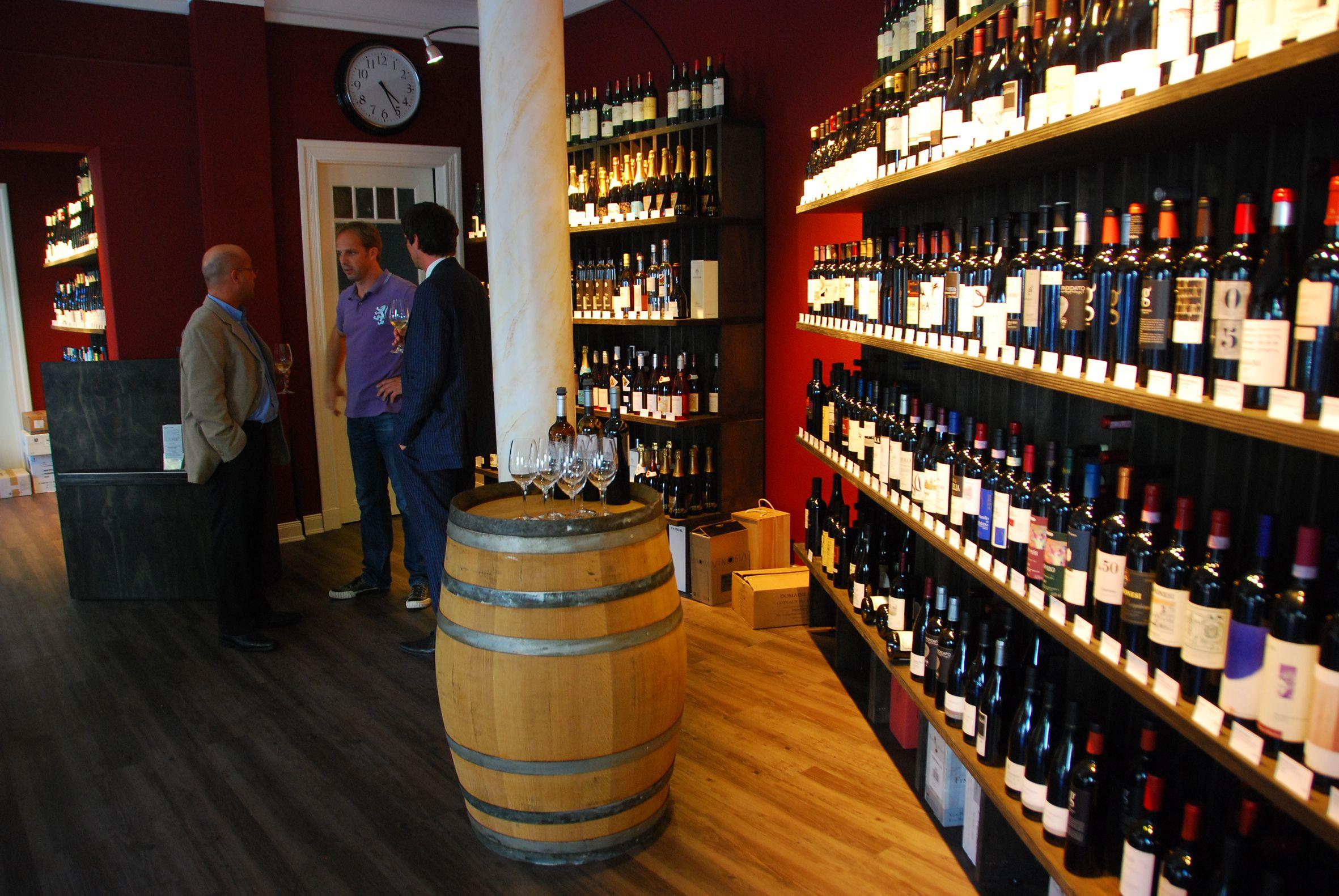 Wein-Location