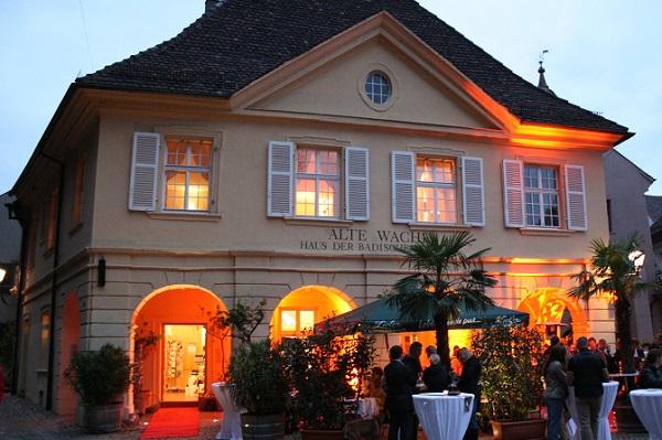 Haus der Badischen Weine - Alte Wache am Münsterplatz