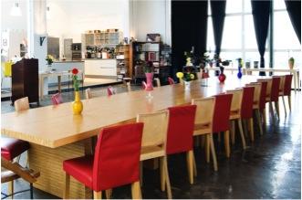 weihnachtsfeier in d sseldorf beschwingt kochen. Black Bedroom Furniture Sets. Home Design Ideas