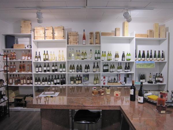 Le Rocher –Weinhandlung