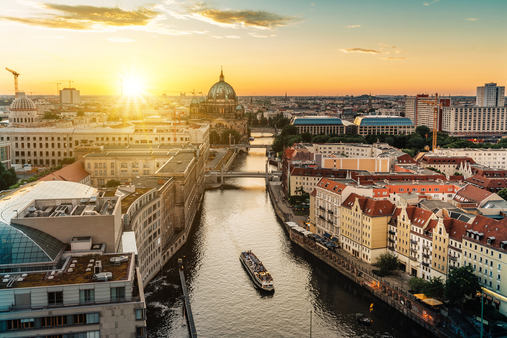 Anleger Spree- und Havelschifffahrt