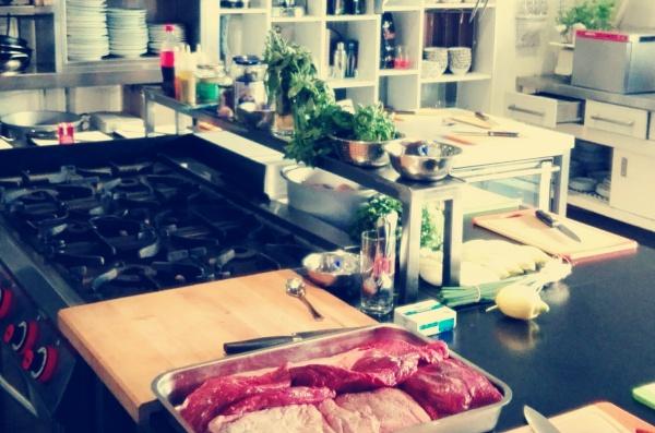 Kochschule KoKu | Geschmacksfestspiele in der Schreinerei andersartig Peter Schlegl