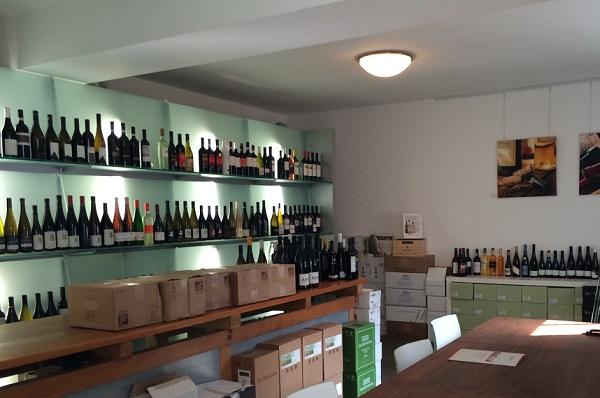 Das Wein Cabinet