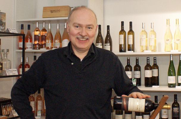 Le Rocher   Weinhandel