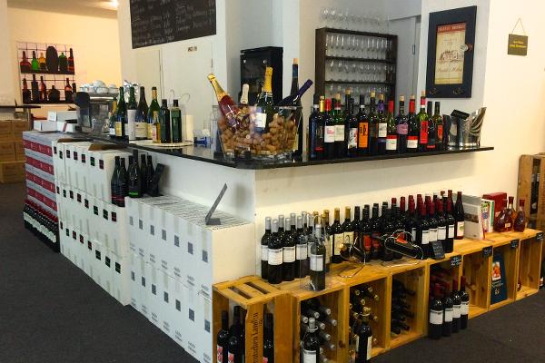 Weinladen Hannover