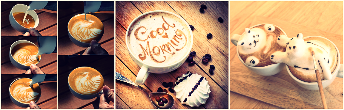 Latte-Art-Kurse