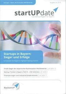 StartUpDate Cover